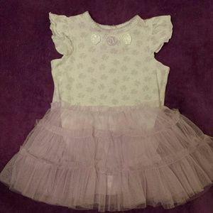 Onesie Tutu Dress!
